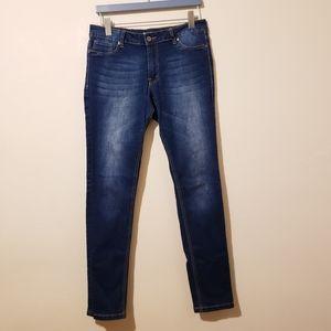 🦋Women Fashion Blue BlueCrush Denim Jeans